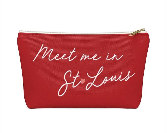 Meet Me in St Louis Pouch
