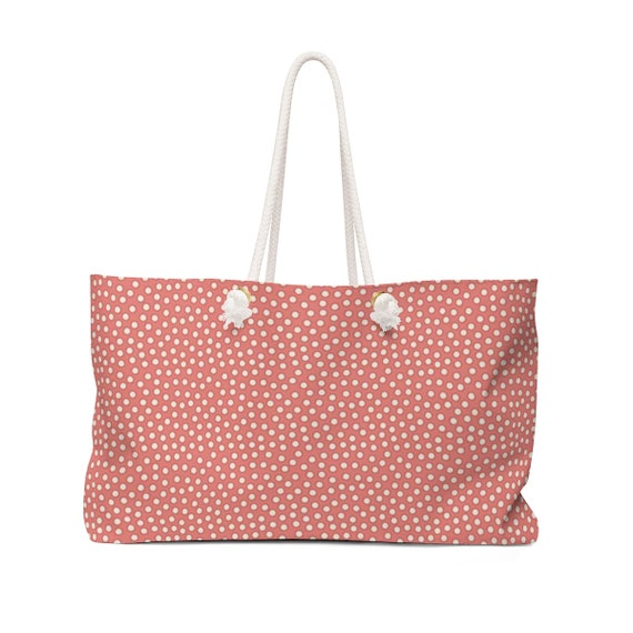 Pink Bubbles Tote
