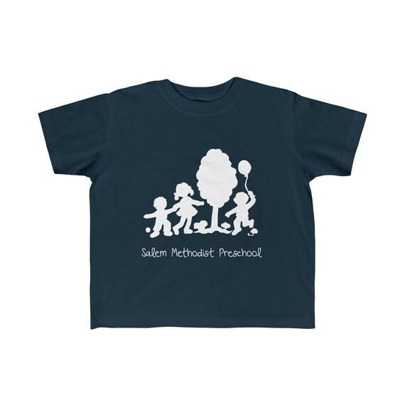 Toddler Sized Salem Methodist Preschool T-Shirt