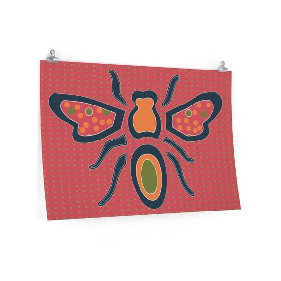 Buzy Bee Print