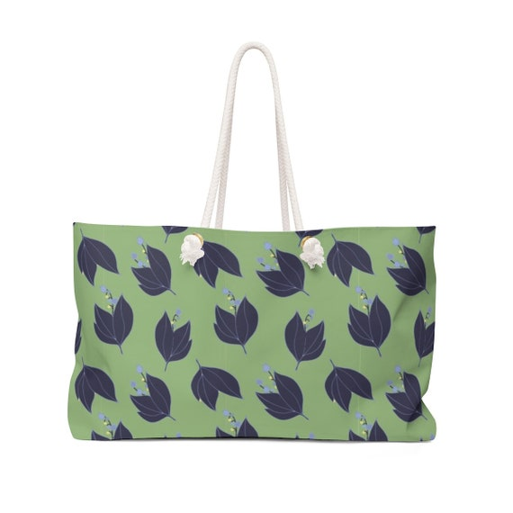 Spring Lilly Tote