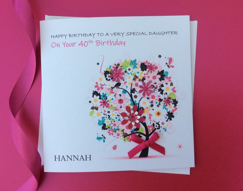 For Her Mum Personalised Handmade 70th Birthday Card Grandma Nan Star