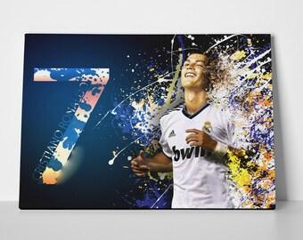 043b931313d Cristiano Ronaldo Splash Poster