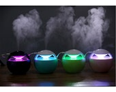 Air Humidifier Light - Ultrasonic Humidifier - Aroma - Mist Humidifier- Mother 39 s Day - Valentine 39 s Gift - Wedding Gift NT4101919