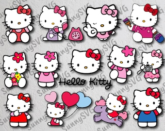 ec4e8b881 Hello Kitty svg, Hello Kitty png, Hello Kitty digital, Hello Kitty Vector, Hello  Kitty birthday, Hello Kitty dxf, Hello Kitty clipart