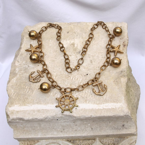 Chain with charms