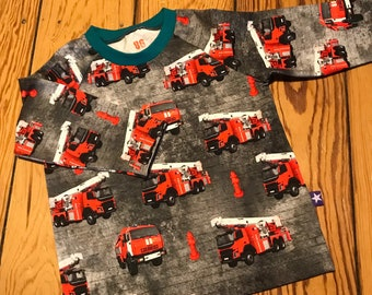 Firefighting shirt in size 86