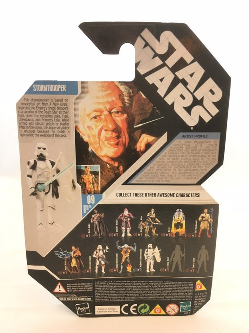 Star Wars Toy Space gift for him Father/'s Day The Concept Collection man cave automobile dad gift Sci fi Gift