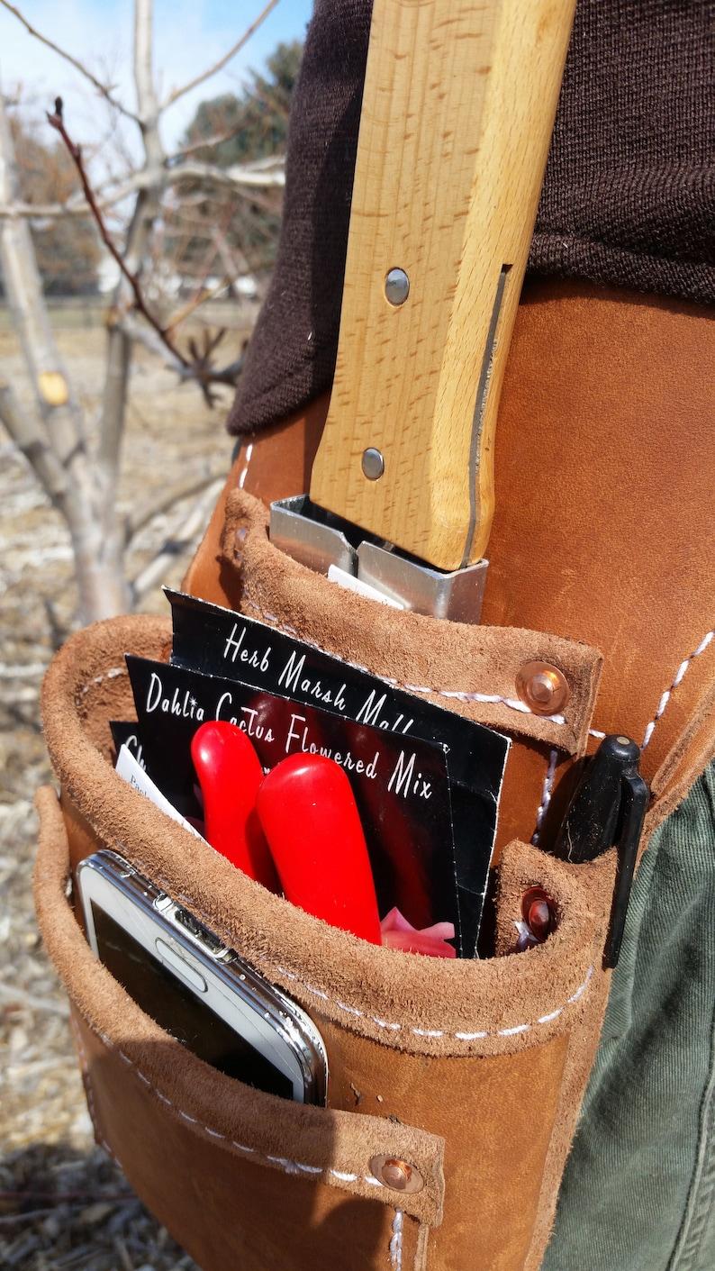 Garden Tool Belt
