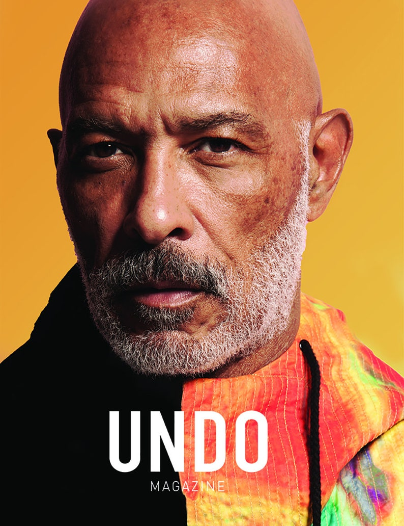 NEW UNDO Mag Issue 9: Aging image 0
