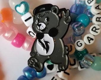 a1eef1d288d Illenium Care Bear Enamel Pin
