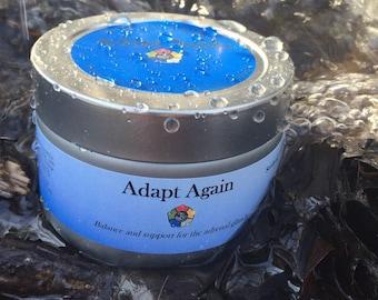 Adapt again organic loose herbal tea