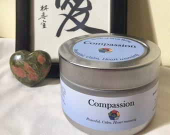 Compassion Loose Organic Herbal tea