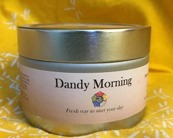 Dandy Morning Loose Organic Herbal Tea