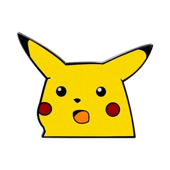 Pikachu Surprised Meme Template