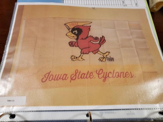Iowa State Cyclones 3 x 5 Flag #3