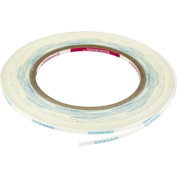 """12mm 1//2/"""" x 27yd Sookwang Double sided Adhesive tape Scor-tape for scrapbooking"""