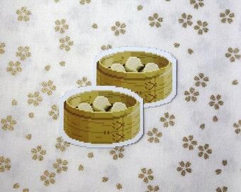 Shrimp Dumpling Dim Sum Sticker