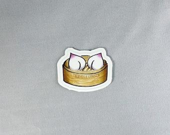 Longevity Bun Sticker