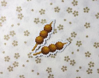 Curry Fish Balls Sticker