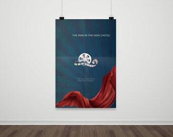 6e57d5825e The Man In The High Castle - Tv Series Poster Art Graphic Design Home Decor  Wall
