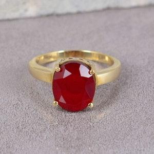 boho rings gemstone ring midi rings red  gemstone ring,trending brass ring,Handmade ring