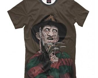 ea7e78a7171 Freddy Krueger Art T-shirt