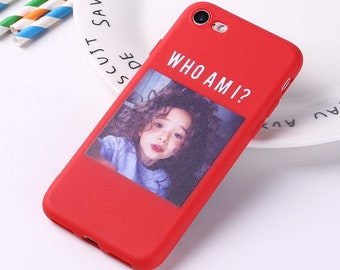 f2283d95546 Who Am I Cute Instagram Influencer For iPhone 6 6S 6Plus 5 SE 8 8Plus X 7  7Plus Soft TPU Silicone Matte Case Fundas Coque Cover XS Max