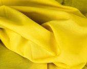 Cotton, yellow