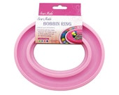 Sew Mate, coil ring, pink, for approx. 30 subthreaded coils