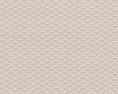 Cotton, Westphalian fabrics, Kyoto, white sand, wave