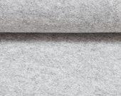 Craft felt Bastian 1181 grey mottled 3 mm thick