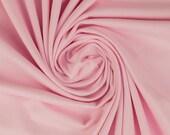 Jersey, uni light pink