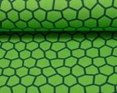 Cotton, Kim, Mosaic, kiwi green