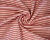 Sweat, ribbed, cream, red, striped, sublime