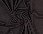 Jersey Austin 1299, denim jersey, melted black