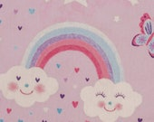 Cotton Kim, Lilac, Rainbow, Cloud, Butterfly