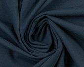 Jersey, Vanessa 597, uni dark jeans blue
