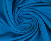 Jersey Vanessa 842, uni turquoise
