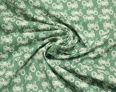 Cotton, green, natural white, tracktor, trecker, Westfalenbons
