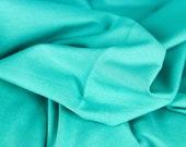 Cotton, emerald, turquoise, mint