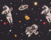 Cotton, Kim, Black, Astronaut, Space
