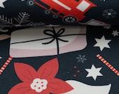Sweat, Merry Christmas, Blue, Reindeer, Gifts