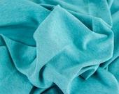 Sweat roughened, Jenna, mottled aquamarine 1842