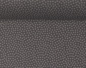 Cotton, dotty, antrazite/grey, spotted