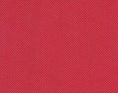 Cotton, Westphalian Fabrics, Rosenborg, Red White Dots