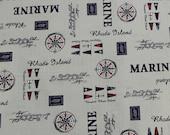 Cotton, checkered, maritime