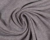 Sweat, Eike melange 1183, mottled light grey