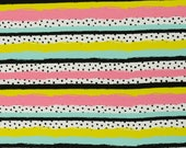 Jersey, Theo, Colorful Striped, Dots