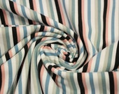 Jersey, longitudinal stripe